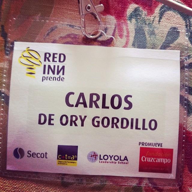 Pase de Red Innprende, Fundación Cruzcampo