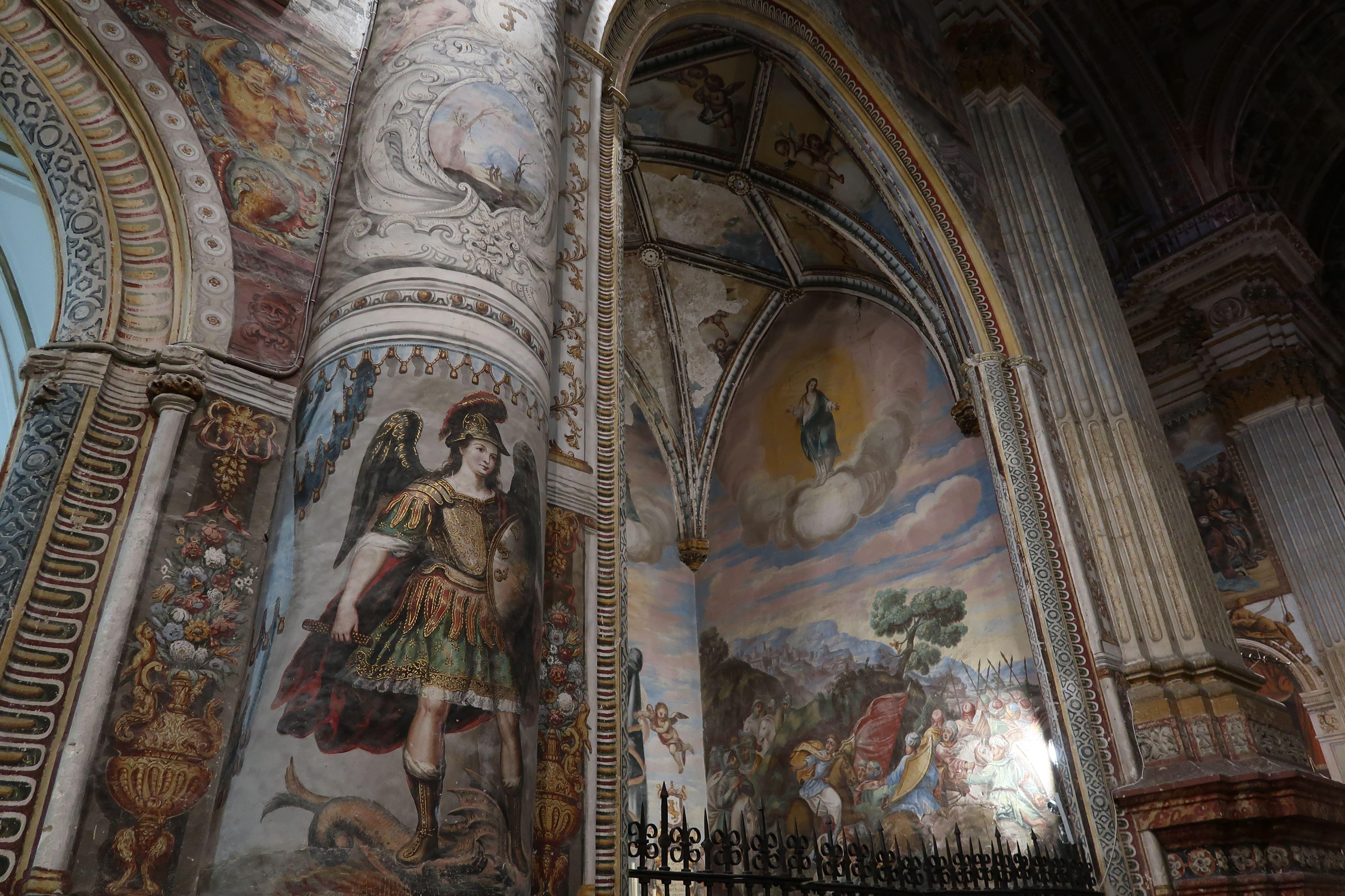 Monasterio de San Jerónimo (Granada)