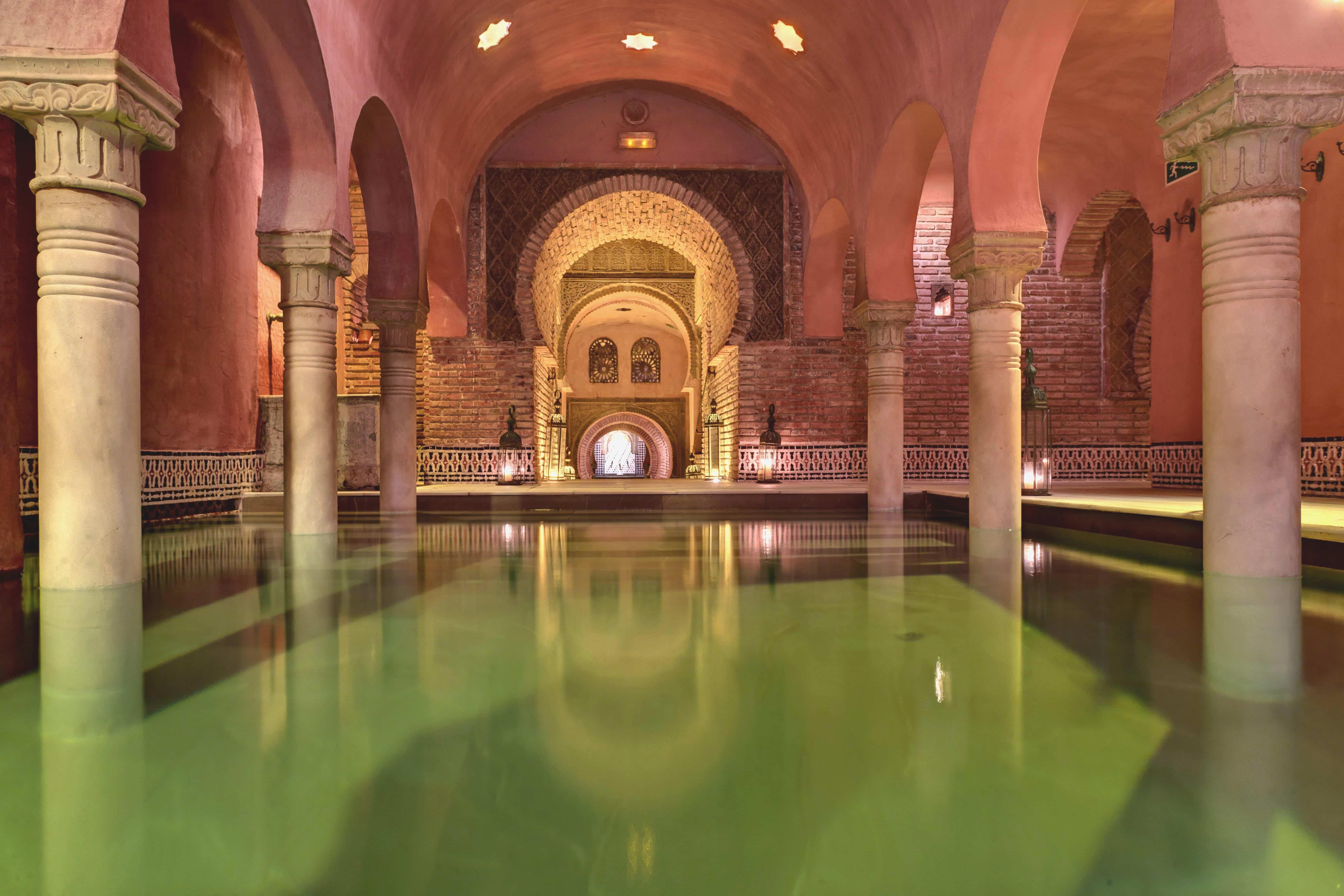 Baños Árabes (Granada)