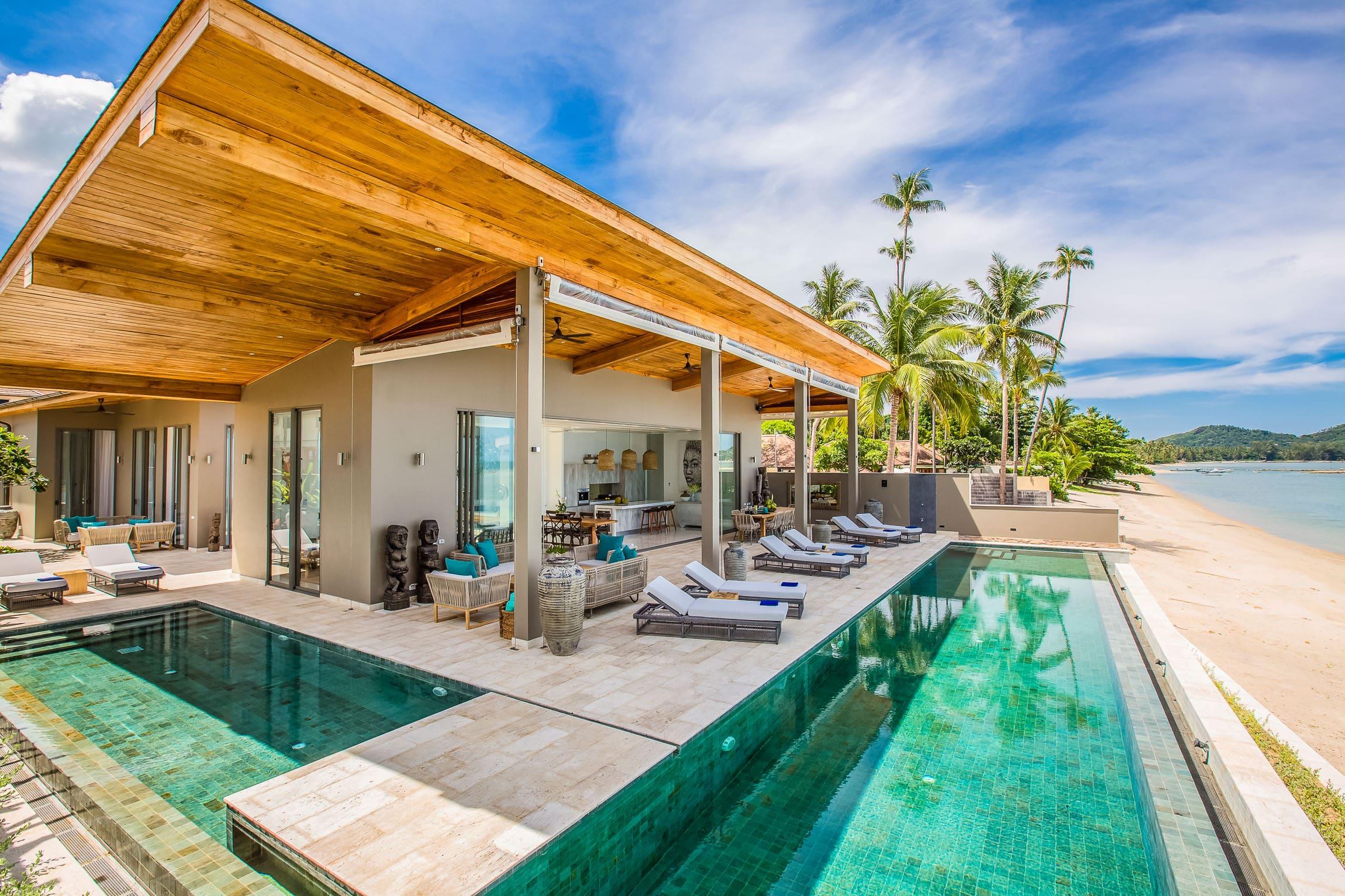 Te imaginas viajar sin dinero a Tailandia y dormir gratis en esta villa de lujo.