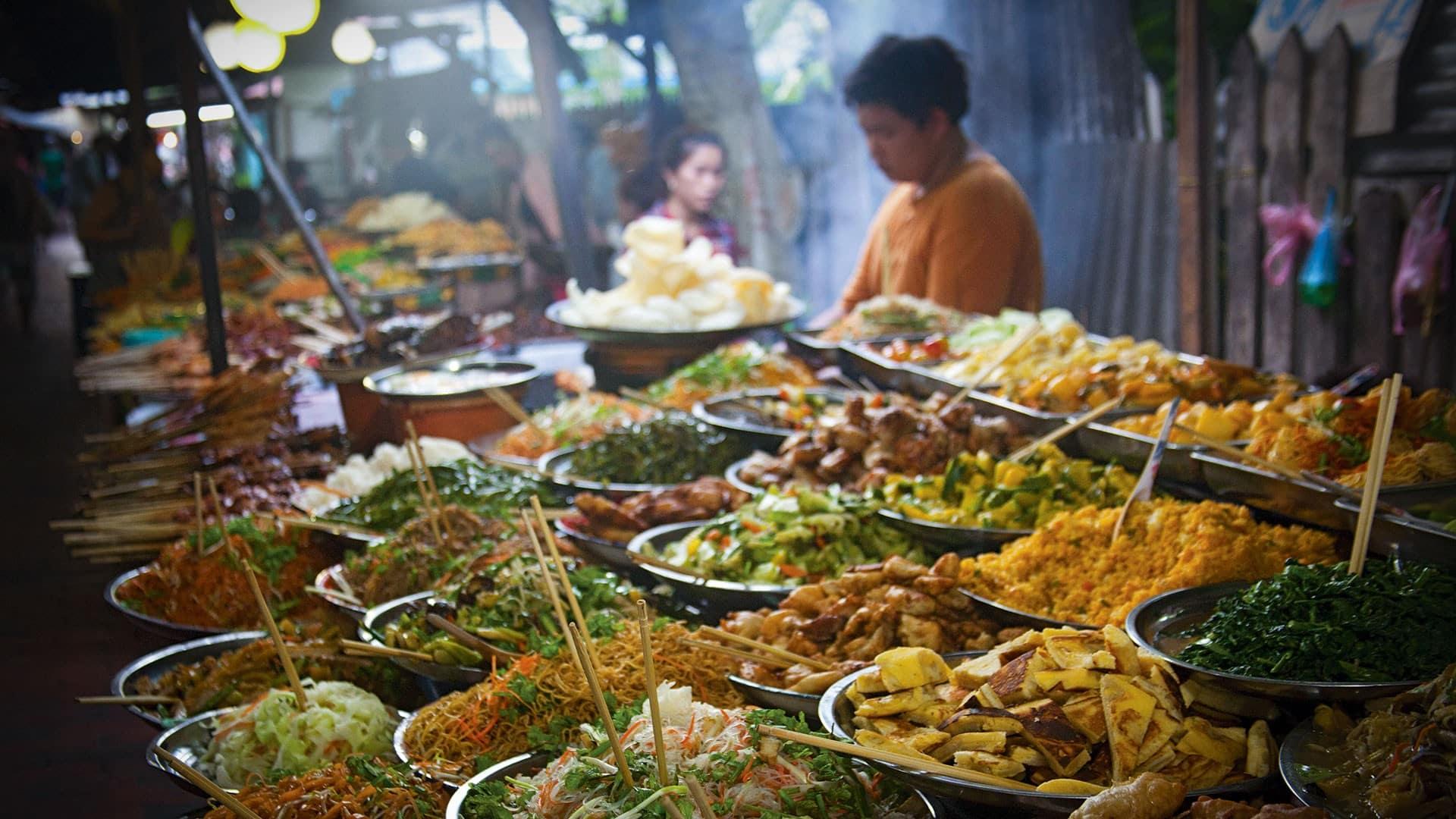 ¿Has probado el Pad Thai?