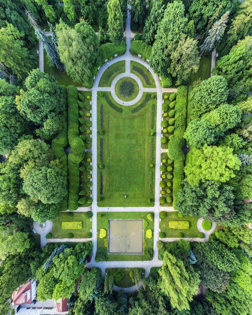 Park Matejki