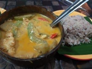 Penang Curry Chiang Mai