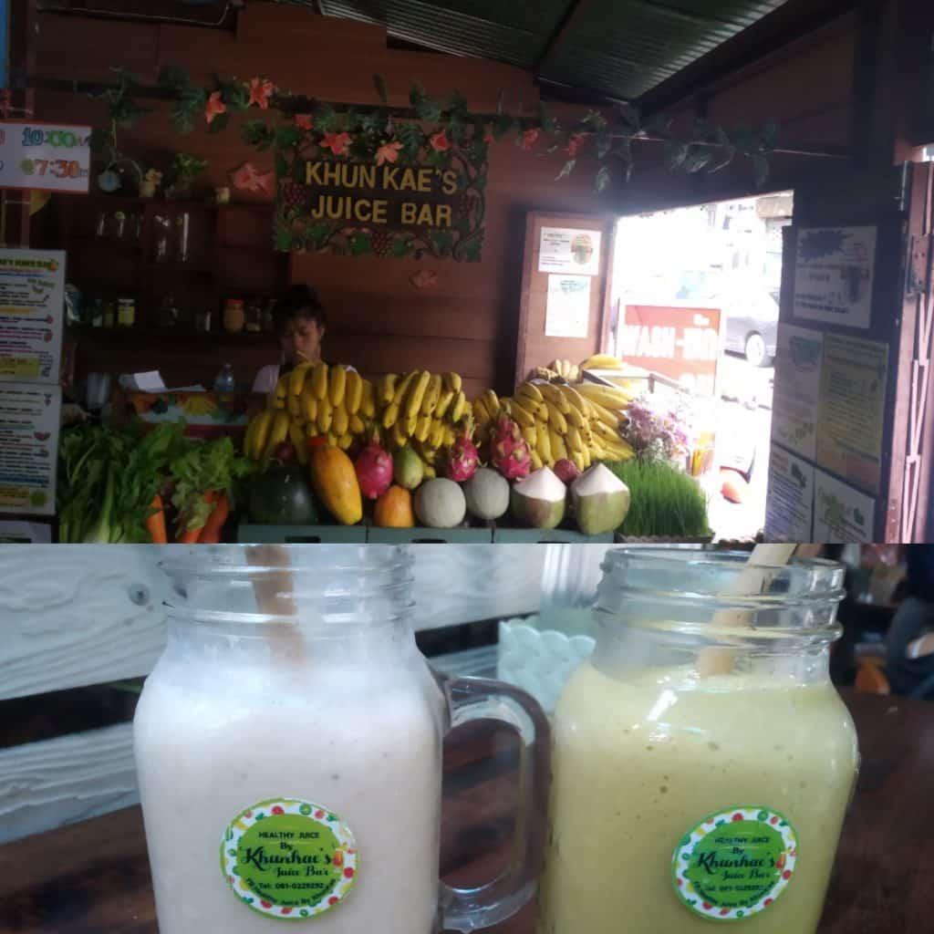 mejores comidas en Chiang Mai