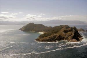 Mejores playas de Galicia, en las Cíes