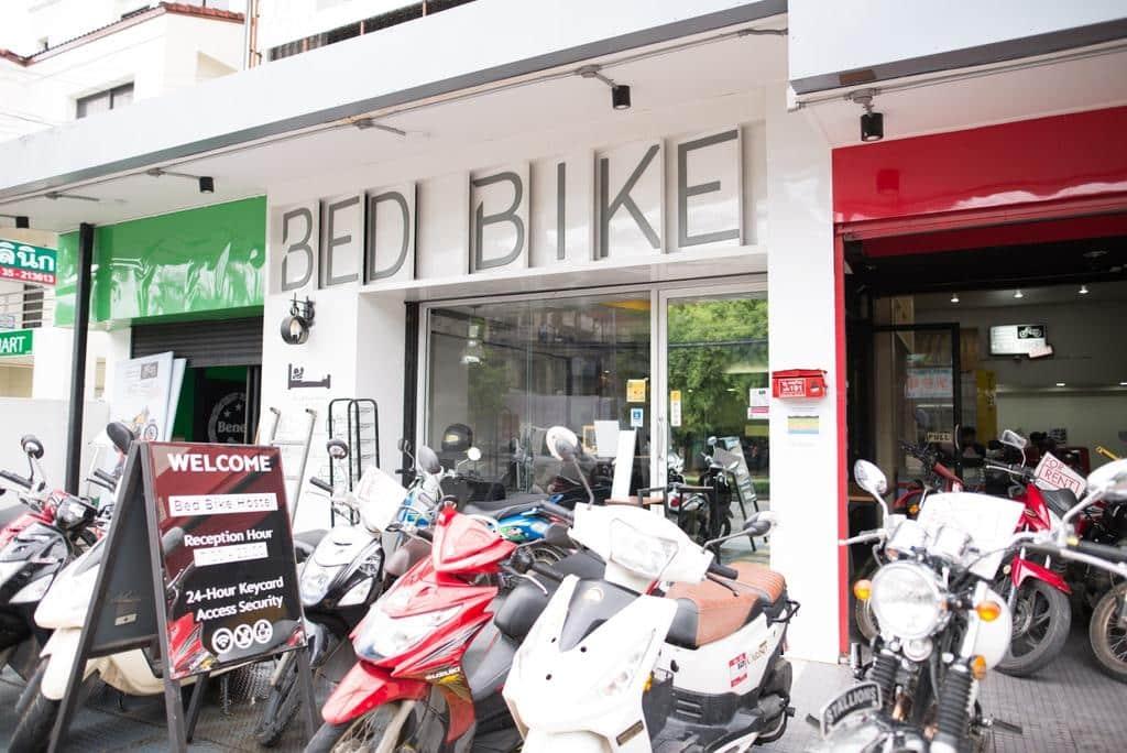 mejores hostels baratos de Chiang Mai