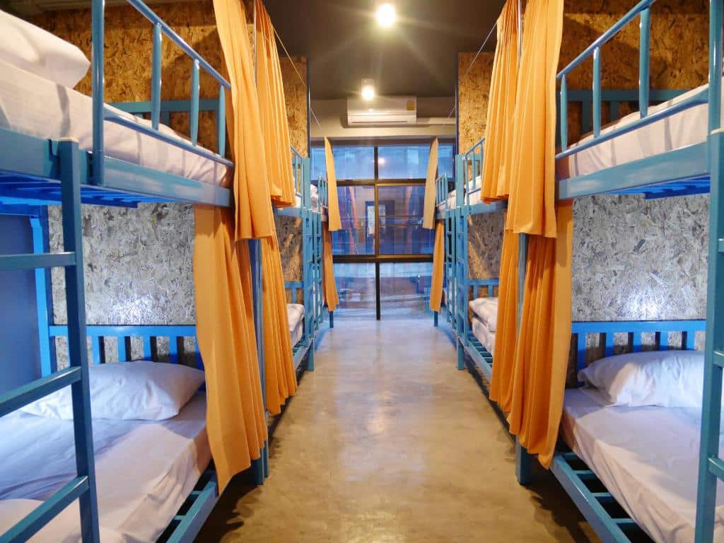 mejores hostels en Chiang Mai