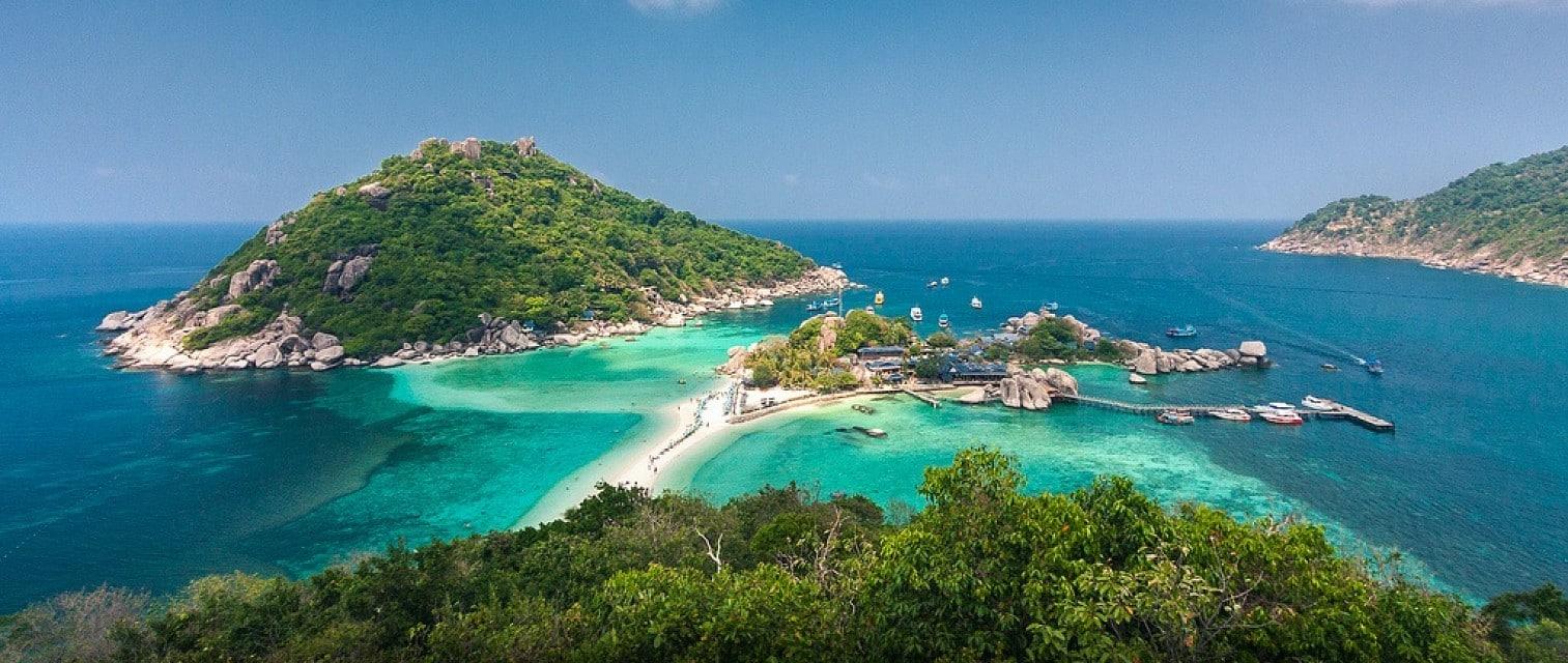 playas de koh tao