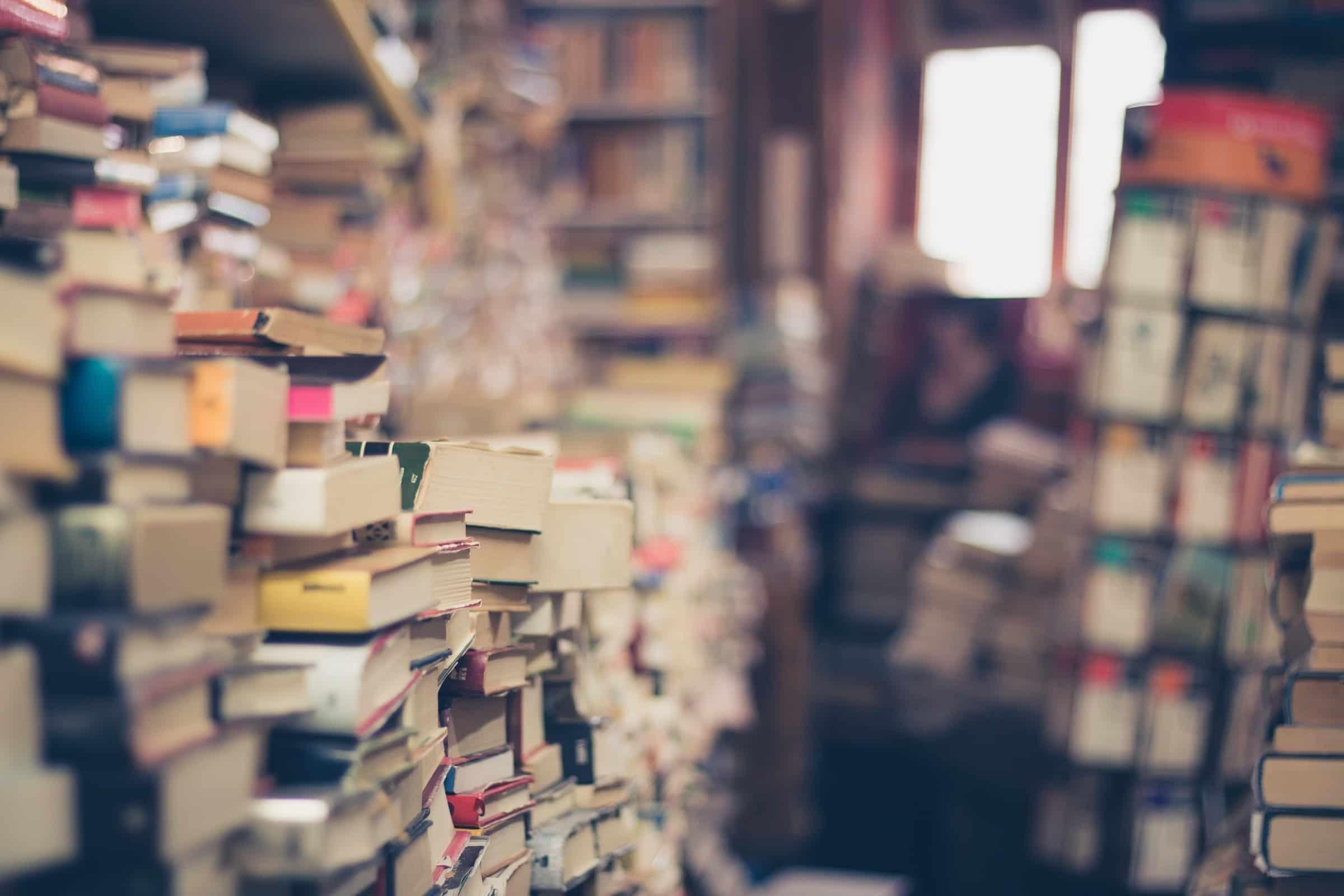 Librerías en Cracovia