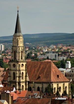 Vistas de Cluj-Napoca