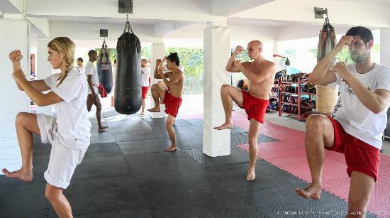 Sangha Muay Thai