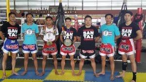 santai Muay Thai