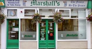 Pub 'Marshalls' en Whitley Bay