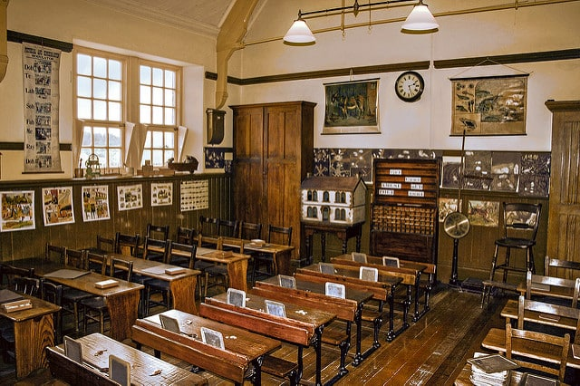 Escuela de Beamish (Glyn)