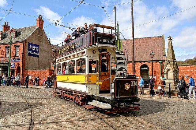 Trenes en Beamish (Rory Lushman)