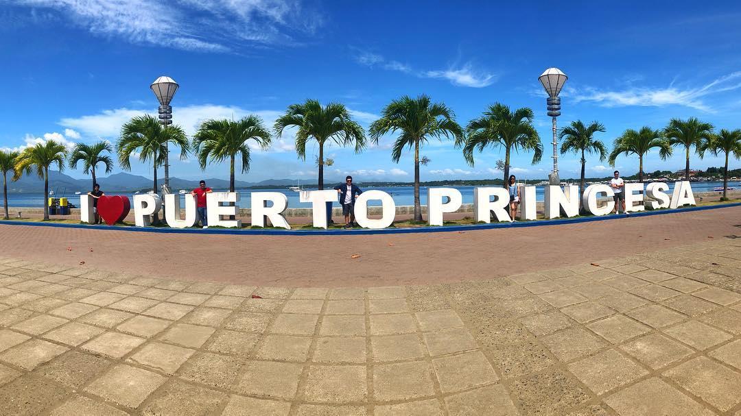 Cómo llegar a Puerto Princesa