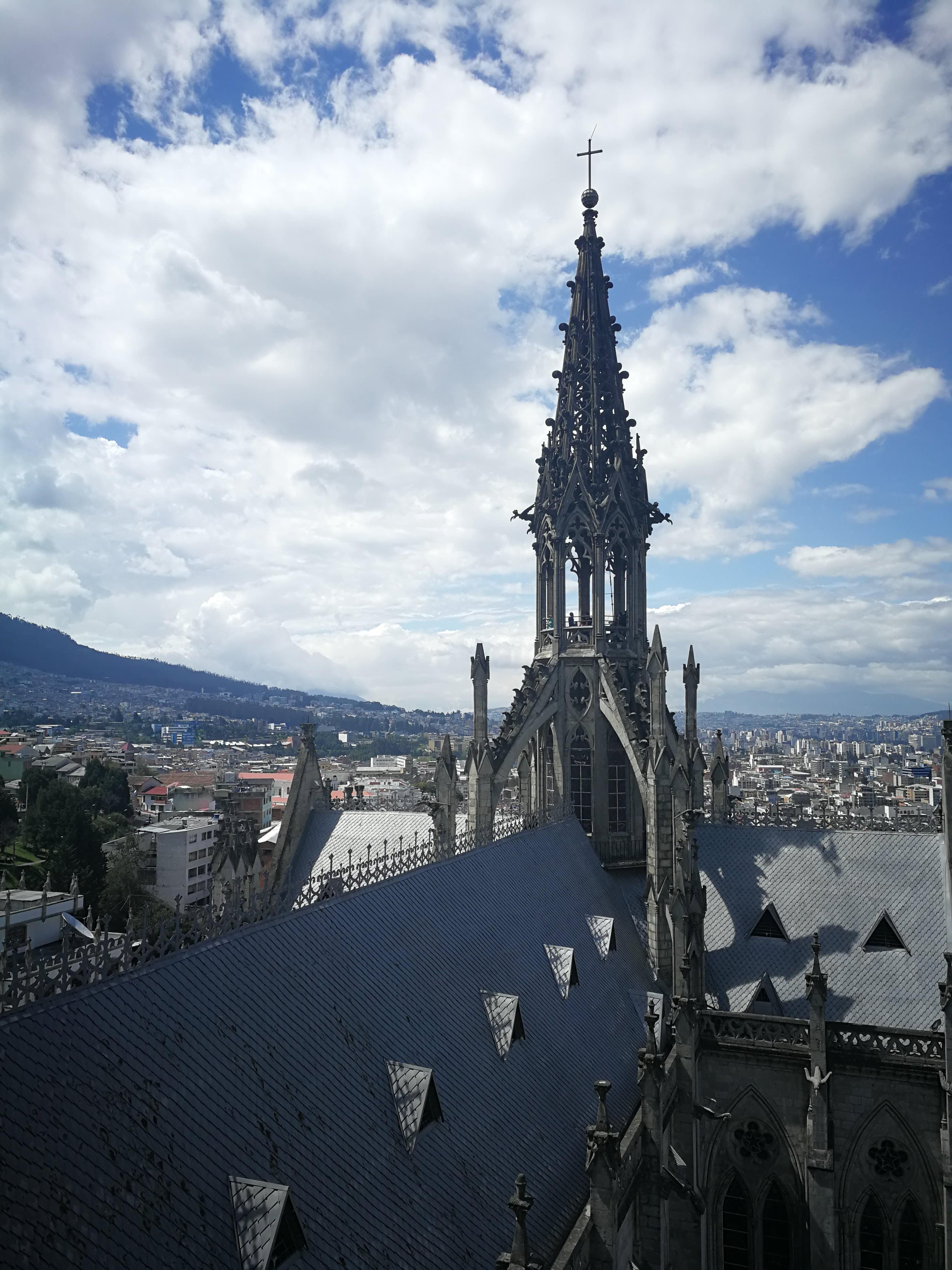 La Basílica del Voto Nacional