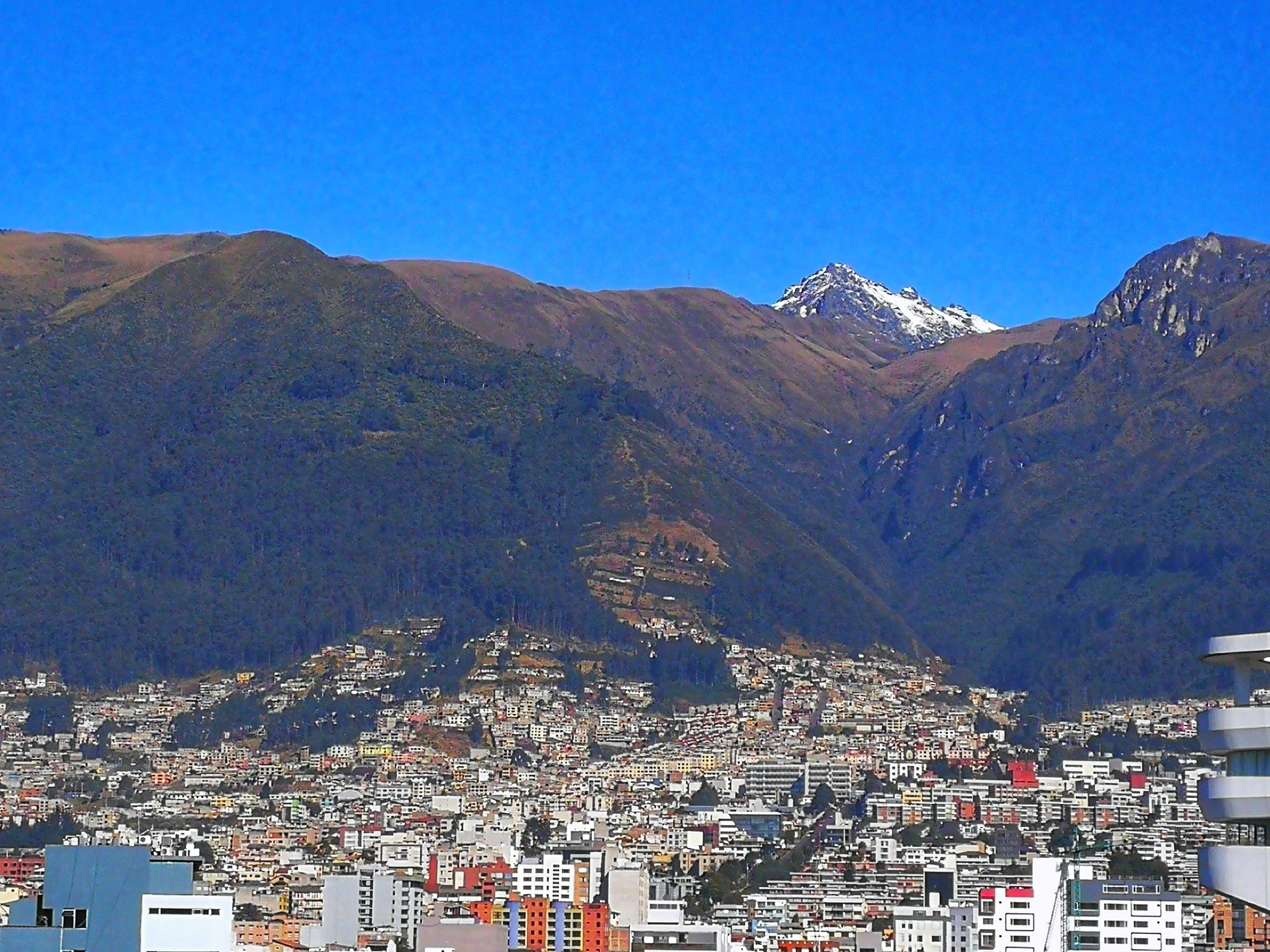 Quito en panorámica