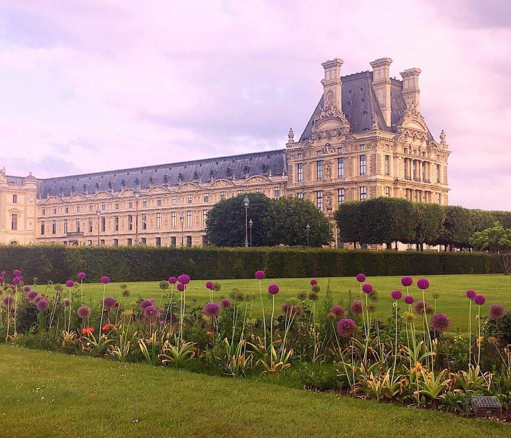 Jardin des Tuileries de Paris
