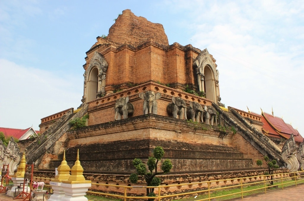 Templos norte Tailandia