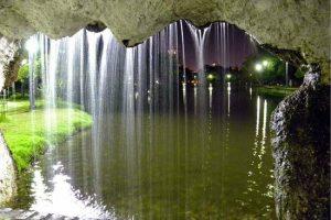 Las grutas