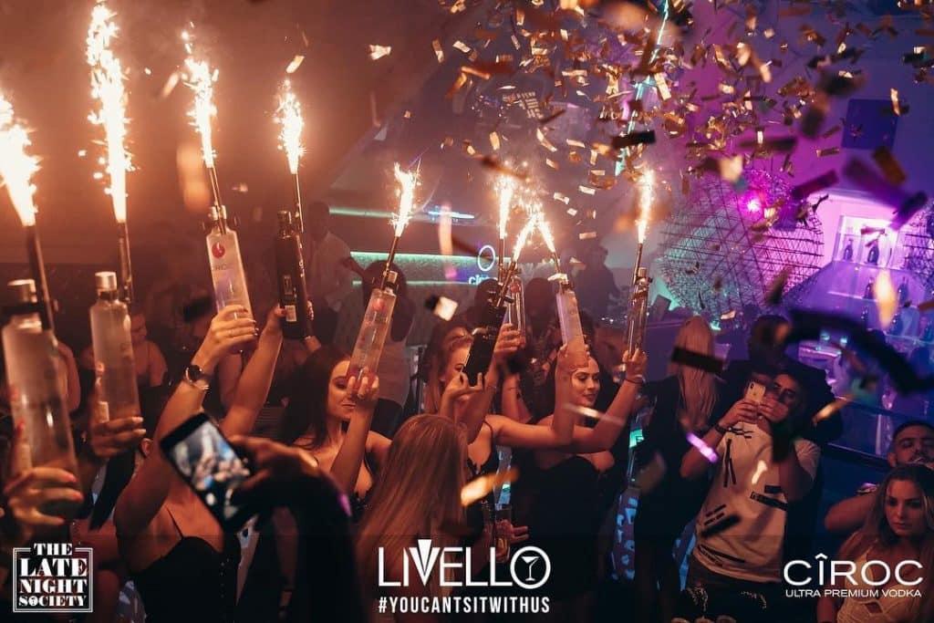 Livello es una de las mejores discotecas en Newcastle para disfrutar
