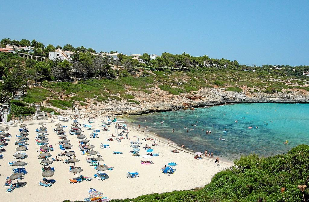 mejores playas de Mallorca Mendia