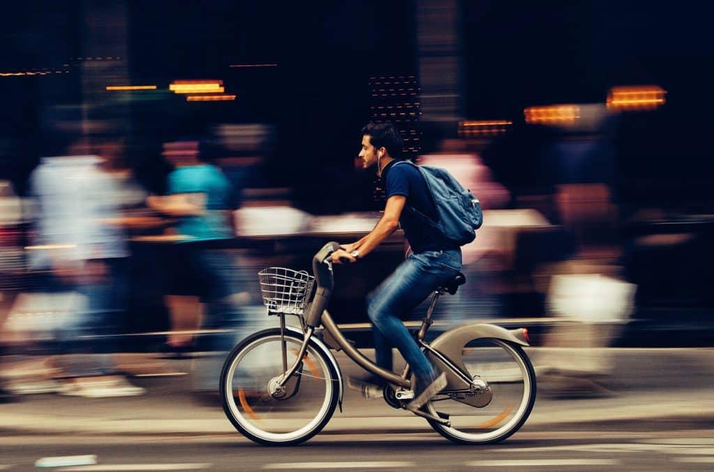 En bici podrás disfrutar al máximo de tu visita