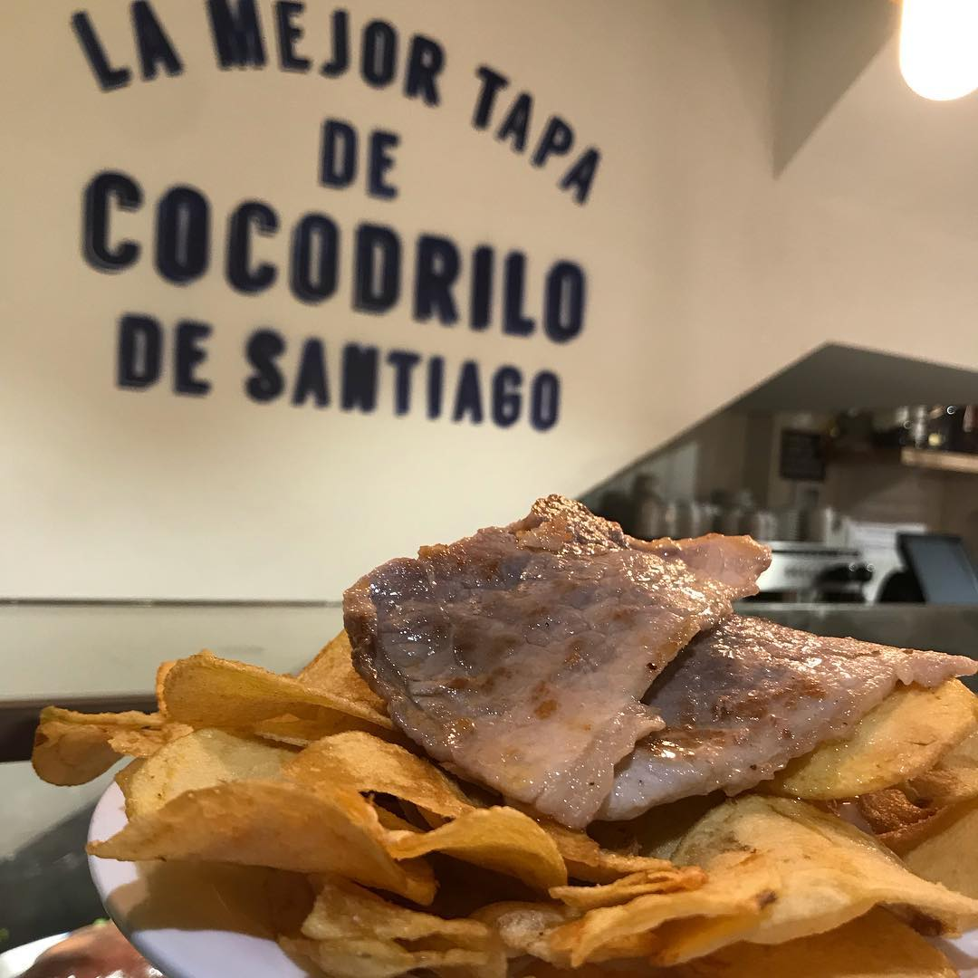 Tapas gratis en Santiago de Compostela