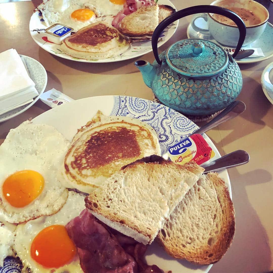 Dónde desayunar en Santiago de Compostela