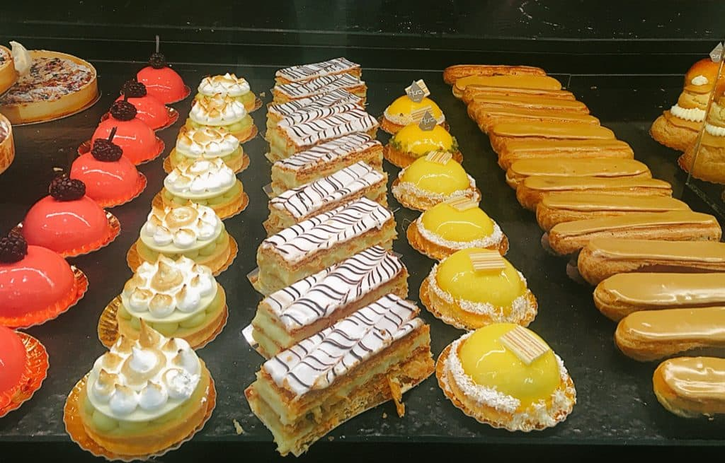 Patisserie francesa