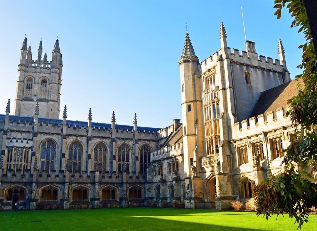 Universidad de Oxford. ¿Sabías qué...?