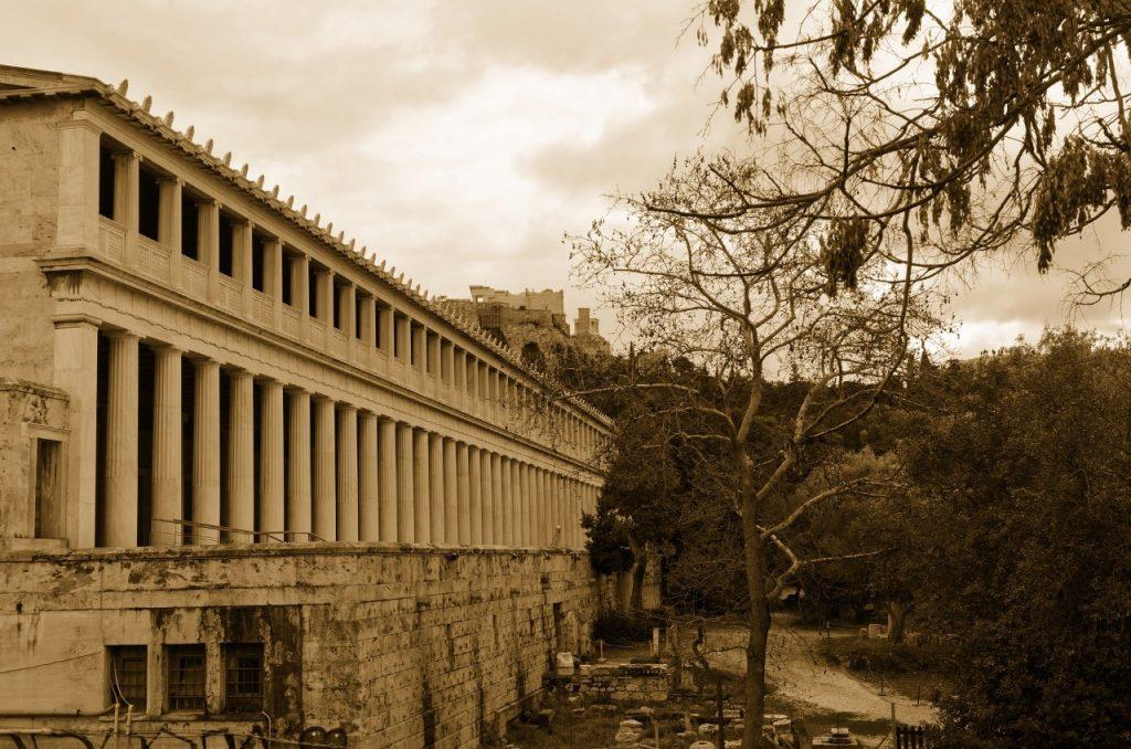 Que ver en Atenas, Agora