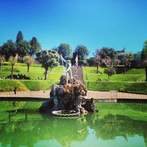 villas y jardines de Florencia