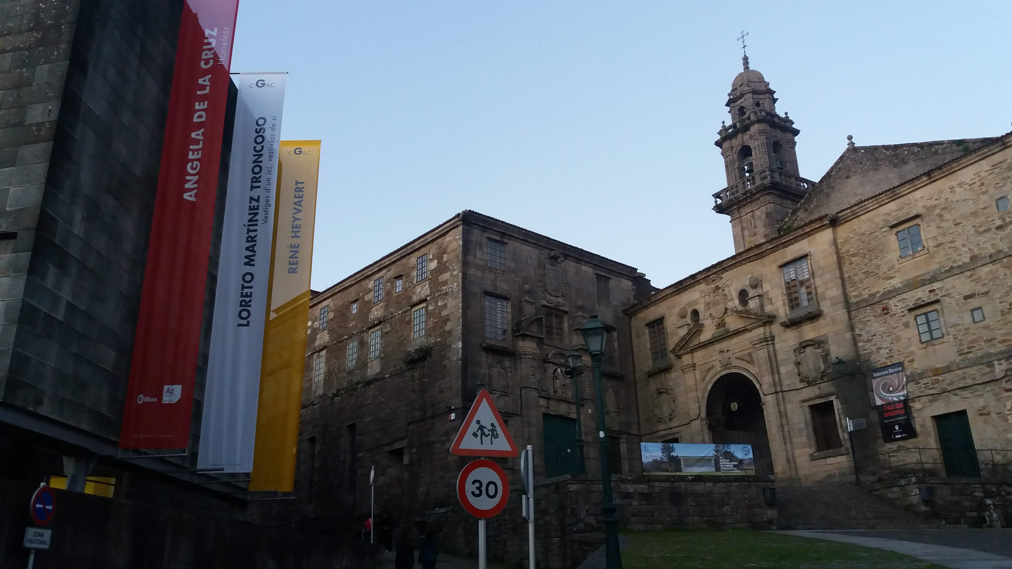 10 Razones para viajar a Santiago de Compostela