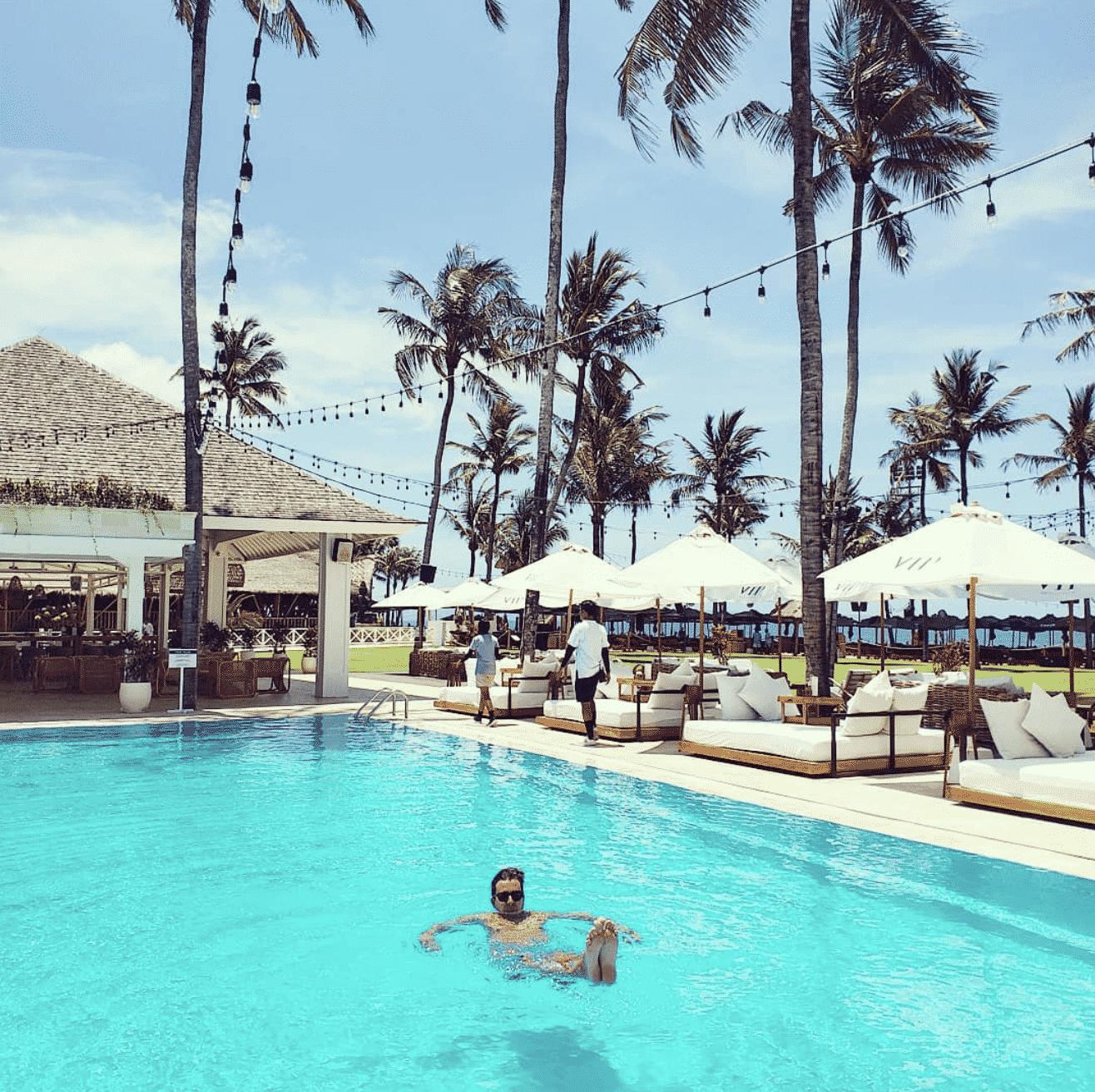 Vivir en Bali de lujo pagando poco