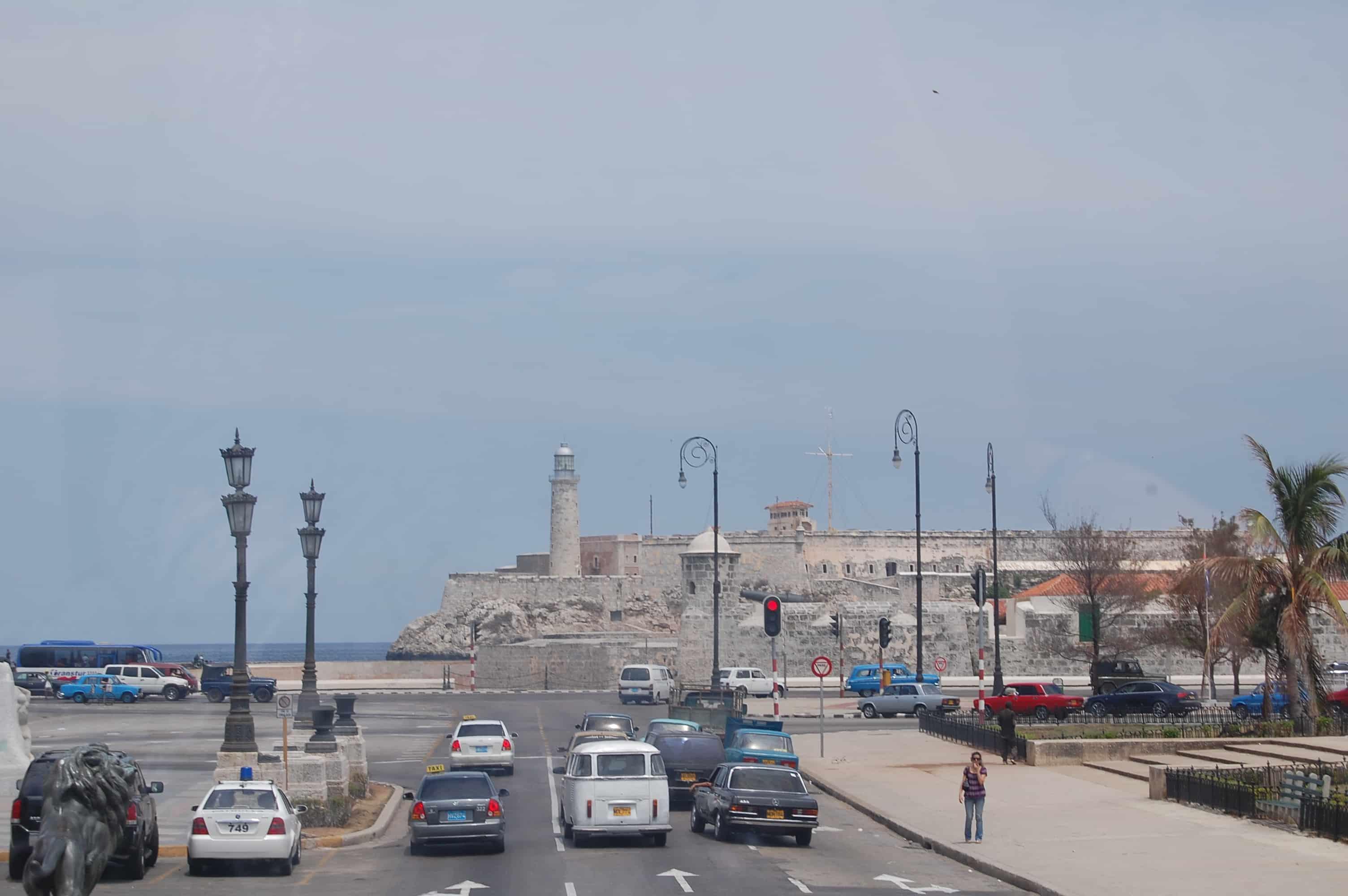Castillo de la Punta y el Morro. Marta Lora.