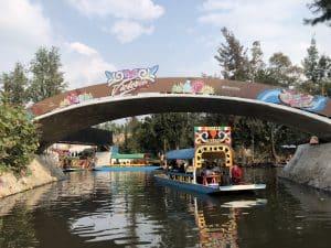 Xochimilco, la Venecia mexicana