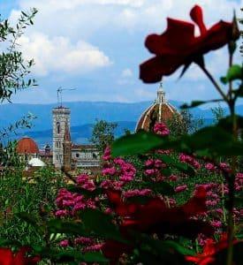 1 de mayo en Florencia