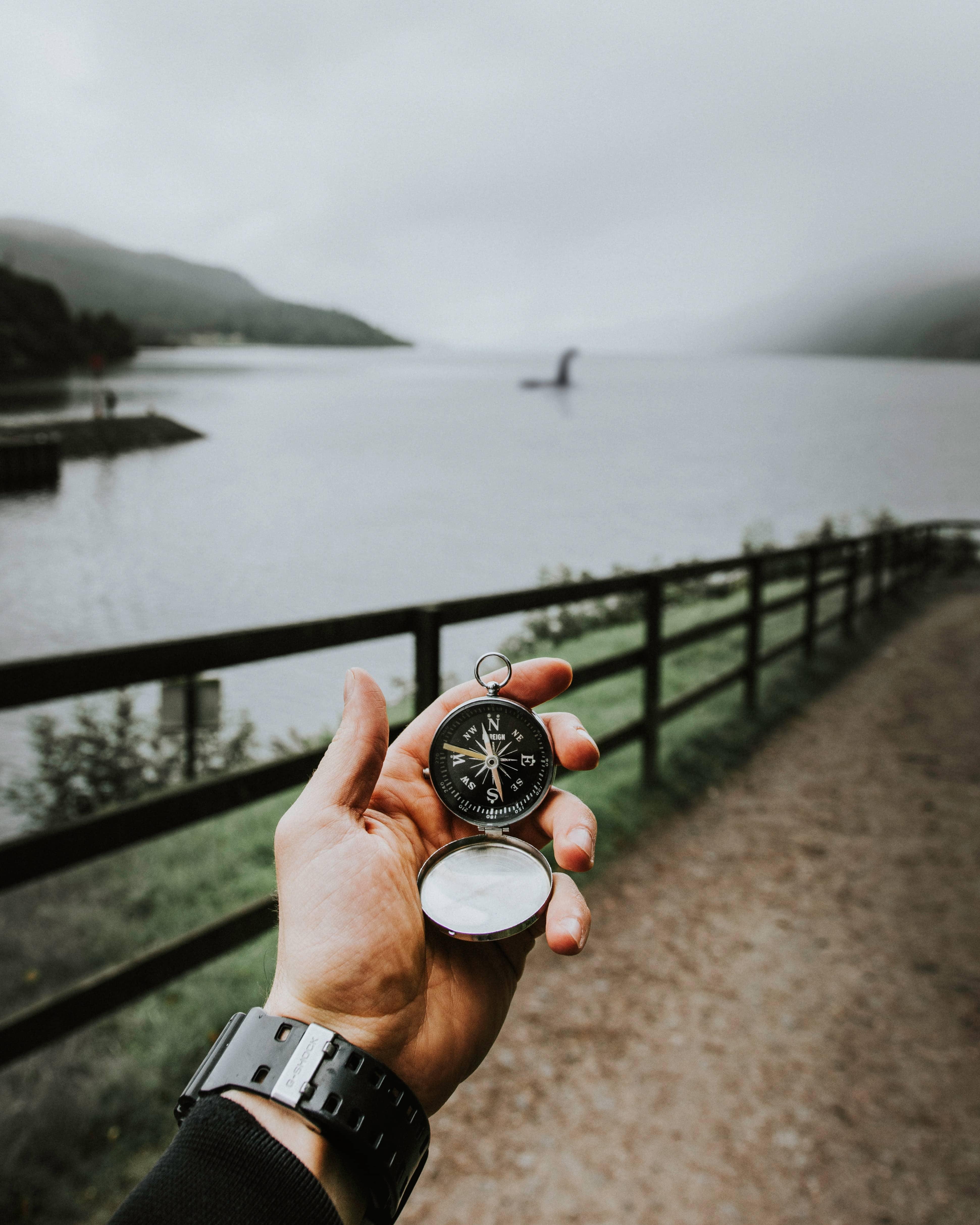 Visitar el Lago Ness
