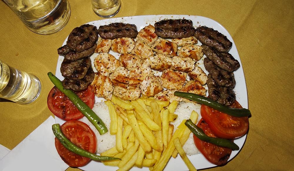 kebab meyhane