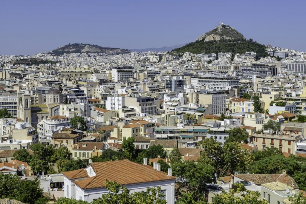 Que ver en Atenas Likavitos