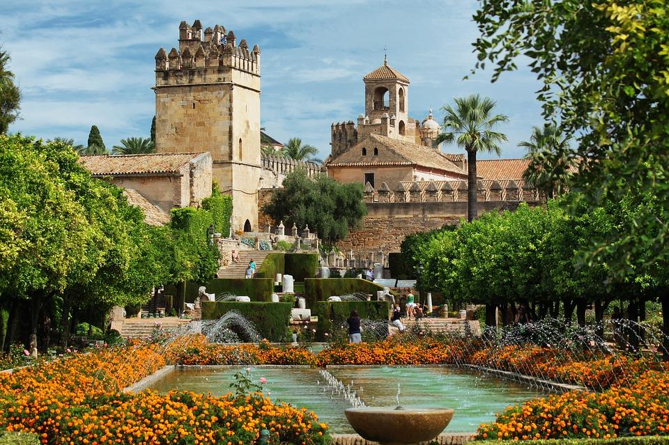 Alcázar de los Reyes Cristianos.