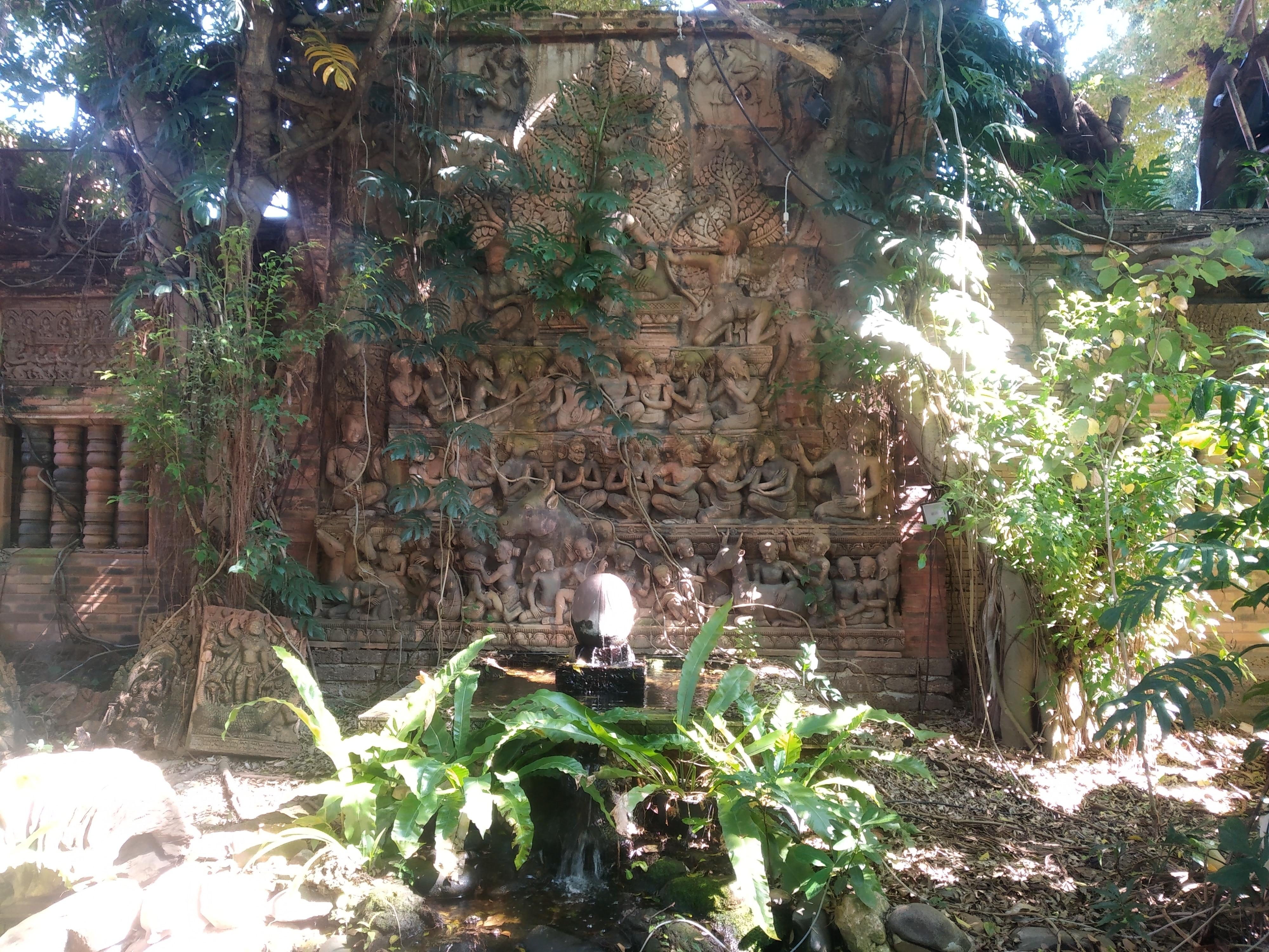jardines de Terracota