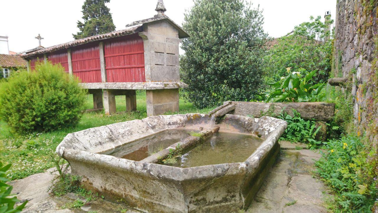 Los mejores pazos cerca de Santiago de Compostela