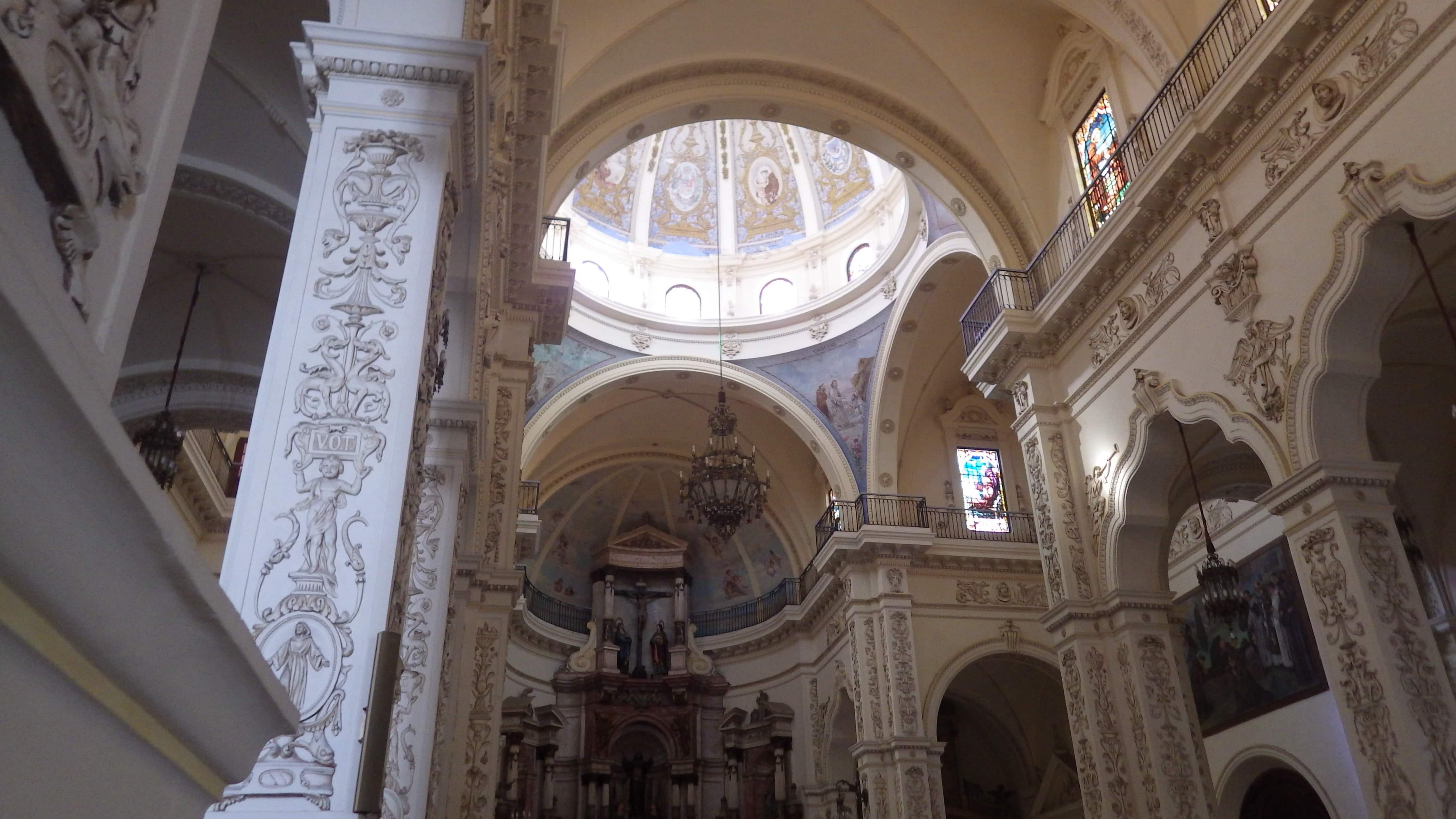 Iglesia de La Habana. Marta Lora