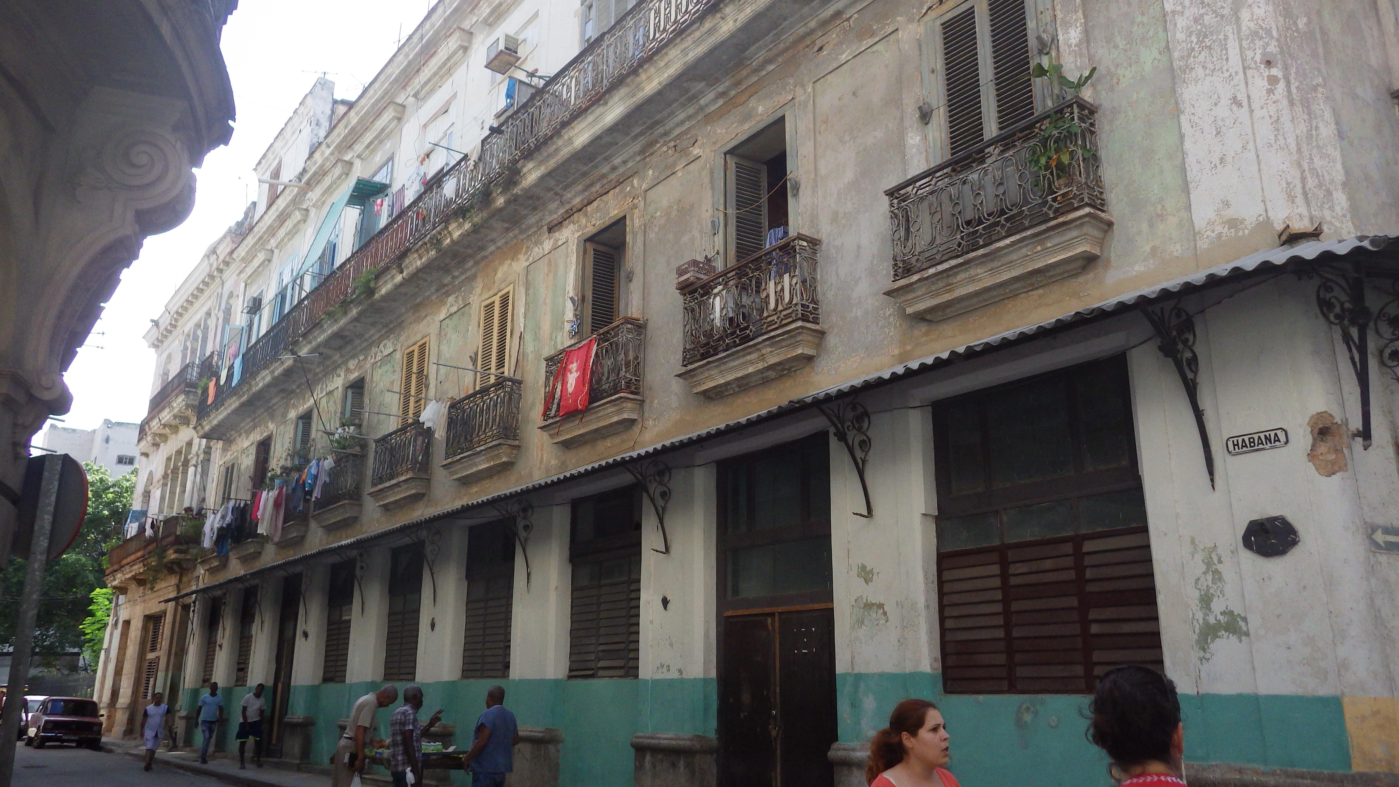 calles de La Habana Vieja. Marta Lora.