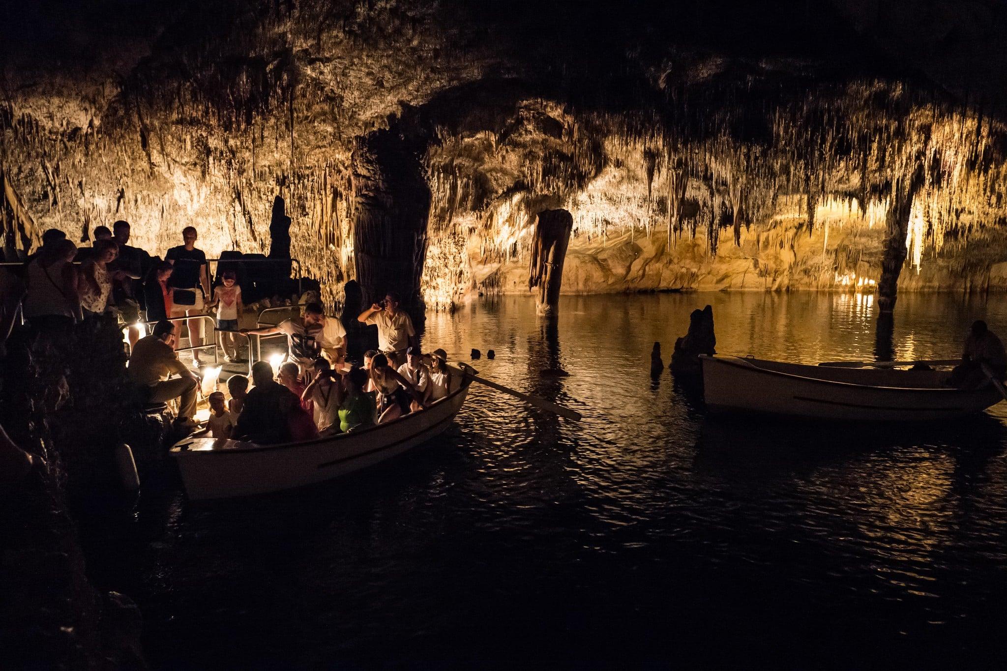 cuevas de mallorca cuevas del drach