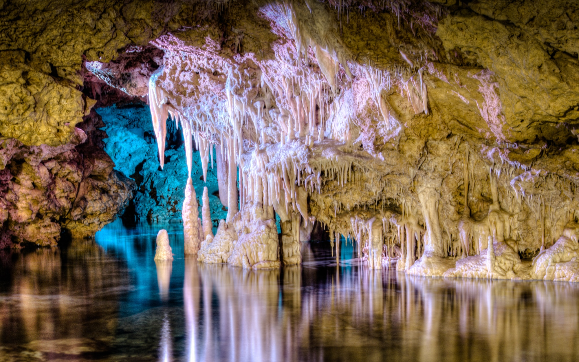 cuevas de mallorca cuevas del hams