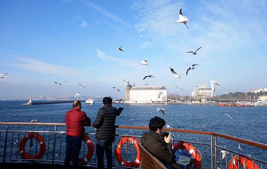 kadiköy-eminonu-ferry